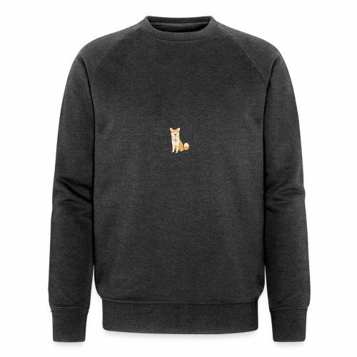 Akita Yuki Logo - Men's Organic Sweatshirt by Stanley & Stella