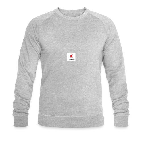 Warrior seires 1 OG christmas logo - Men's Organic Sweatshirt