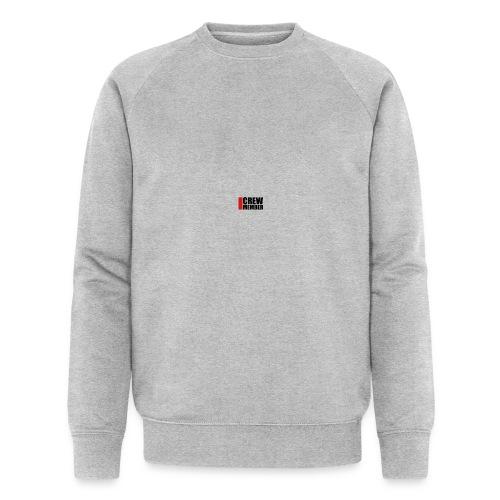 cool crew member logo design - Ekologisk sweatshirt herr från Stanley & Stella