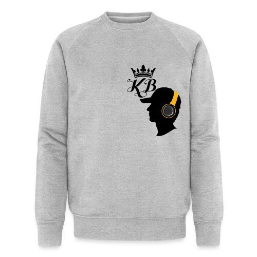 headphones - Men's Organic Sweatshirt