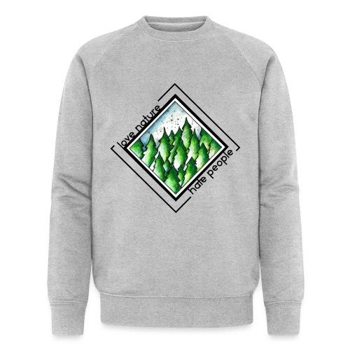 Love Nature - Männer Bio-Sweatshirt von Stanley & Stella