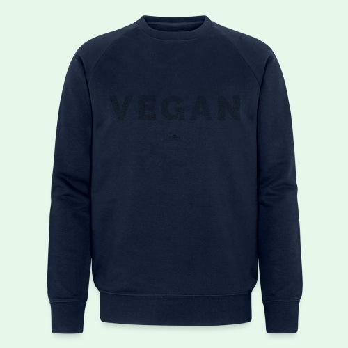 Vegan - Black - Ekologisk sweatshirt herr från Stanley & Stella