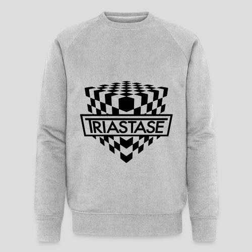 Triastase Logo Black - Men's Organic Sweatshirt by Stanley & Stella