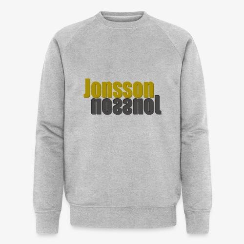 Jonsson 2x - Ekologisk sweatshirt herr