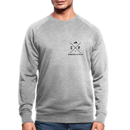Original Compass & Peak Collection - Men's Organic Sweatshirt