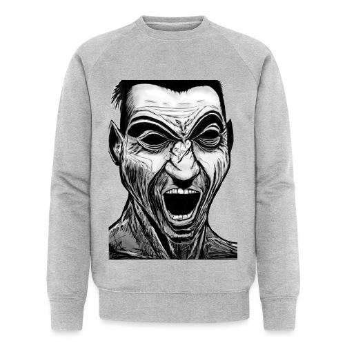 Marek's Head - Men's Organic Sweatshirt by Stanley & Stella