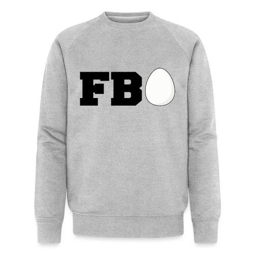 FBI FBEI Spezialeinheit als Geschenk - Männer Bio-Sweatshirt von Stanley & Stella