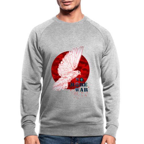 No More War Now - Männer Bio-Sweatshirt von Stanley & Stella