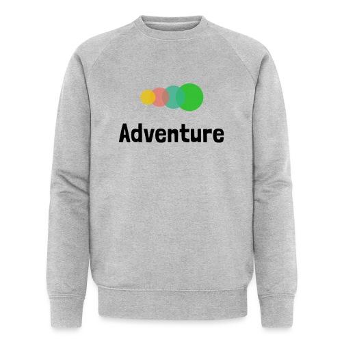 Pure Adventure - Men's Organic Sweatshirt by Stanley & Stella