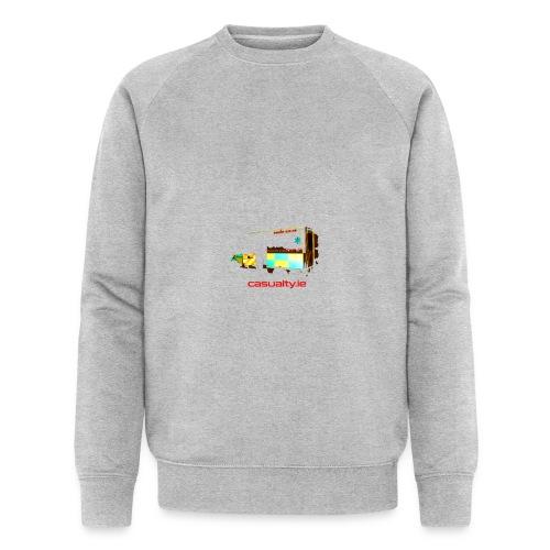 maerch print ambulance - Men's Organic Sweatshirt by Stanley & Stella