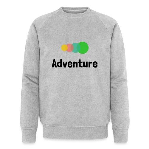 Pure Adventure - Men's Organic Sweatshirt