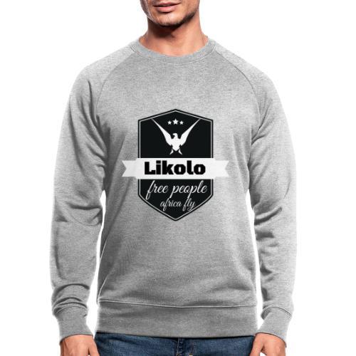 likolo. - Sweat-shirt bio