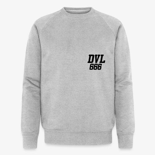 DVL666 - Sudadera ecológica hombre