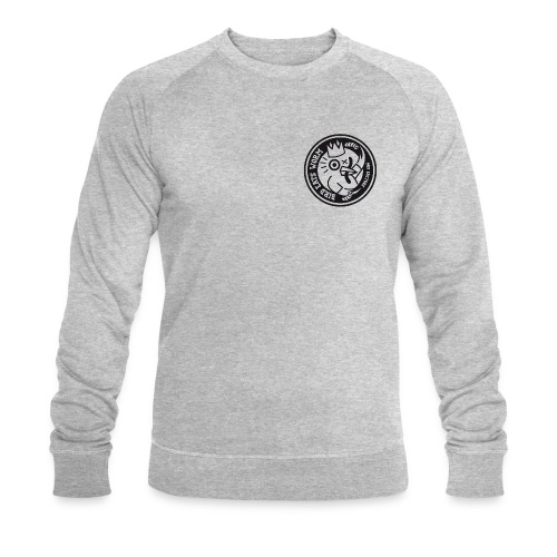 BEWPF LOGO - Männer Bio-Sweatshirt von Stanley & Stella