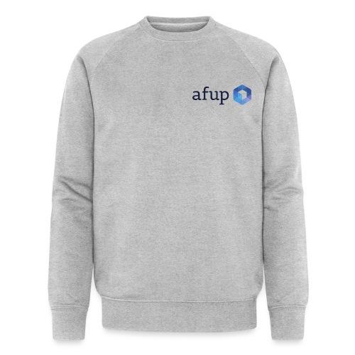 Le logo officiel de l'AFUP - Sweat-shirt bio Stanley & Stella Homme