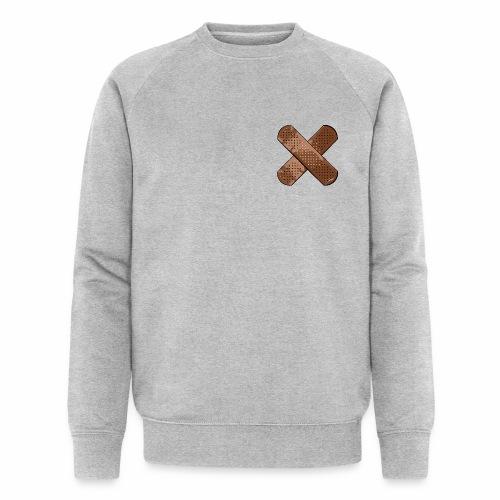bandaid - Mannen bio sweatshirt van Stanley & Stella