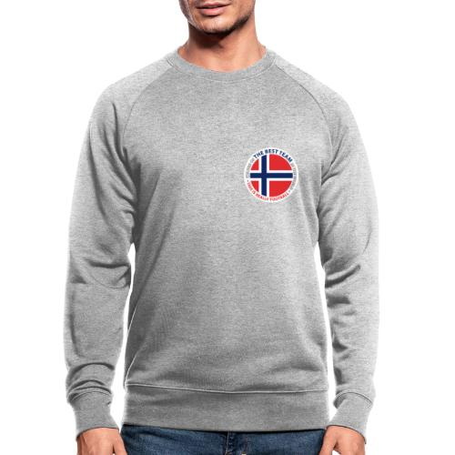Norway Best Football Team - Men's Organic Sweatshirt
