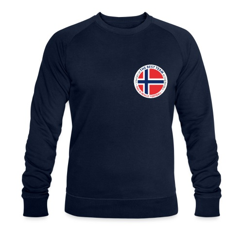 Norway Best Football Team - Men's Organic Sweatshirt by Stanley & Stella