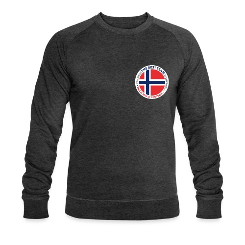 Norway Best Football Team - Men's Organic Sweatshirt by Stanley & Stella