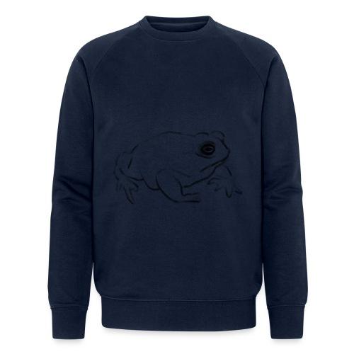 Frog - Men's Organic Sweatshirt by Stanley & Stella