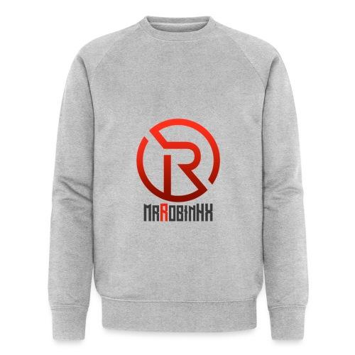 MrRobinhx - Økologisk sweatshirt for menn