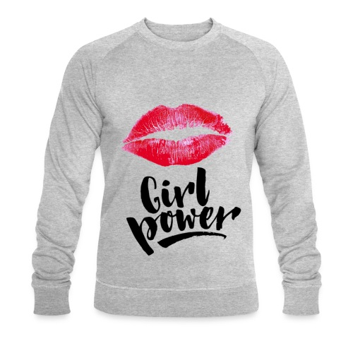 Girl Power - Sweat-shirt bio Stanley & Stella Homme