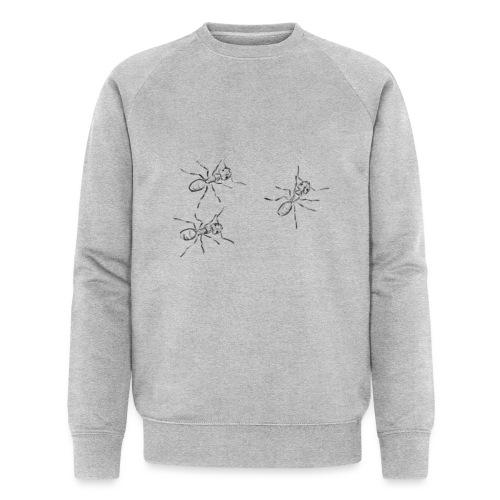 Ants - Men's Organic Sweatshirt by Stanley & Stella