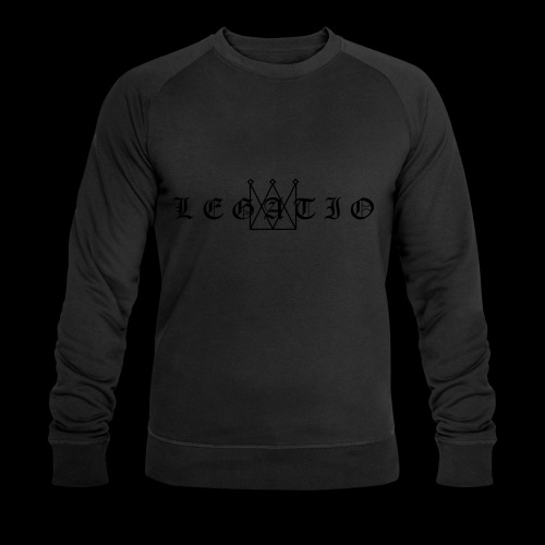 Legatio Fraktur - Men's Organic Sweatshirt by Stanley & Stella