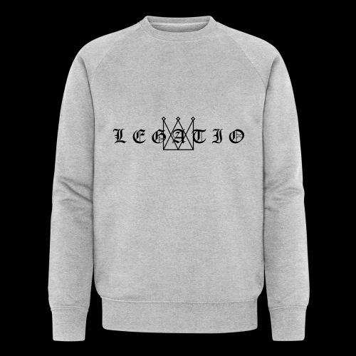 Legatio Fraktur - Men's Organic Sweatshirt
