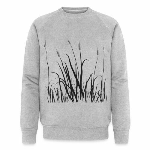The grass is tall - Felpa ecologica da uomo di Stanley & Stella