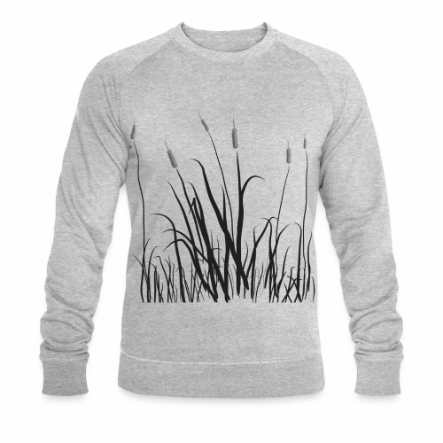 The grass is tall - Felpa ecologica da uomo