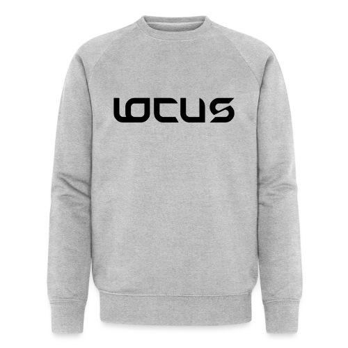 LocusBlack - Men's Organic Sweatshirt