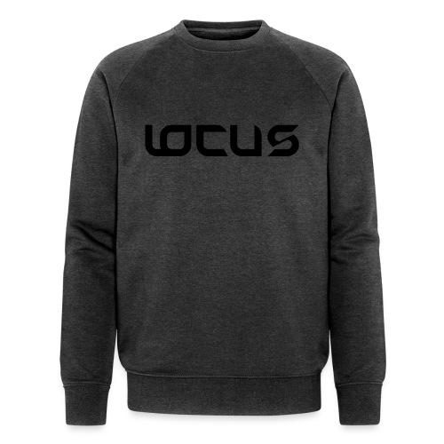 LocusBlack - Men's Organic Sweatshirt by Stanley & Stella