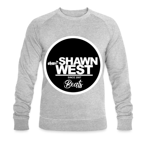SHAWN WEST BUTTON - Männer Bio-Sweatshirt von Stanley & Stella