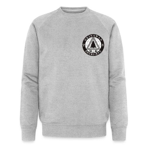 Instruktør mærke traditionel placering - Økologisk sweatshirt til herrer