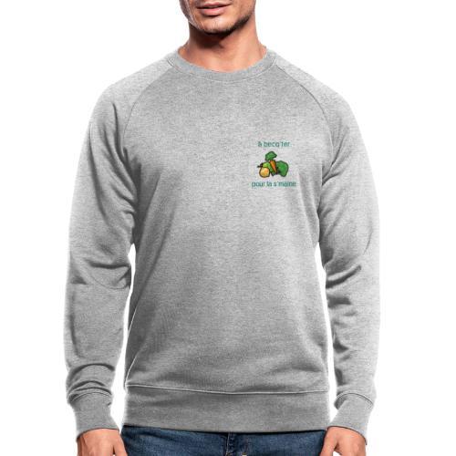 Becqueter green - AW20/21 - Sweat-shirt bio