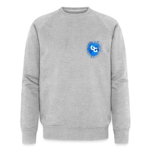 BatchGamingLogo - Men's Organic Sweatshirt