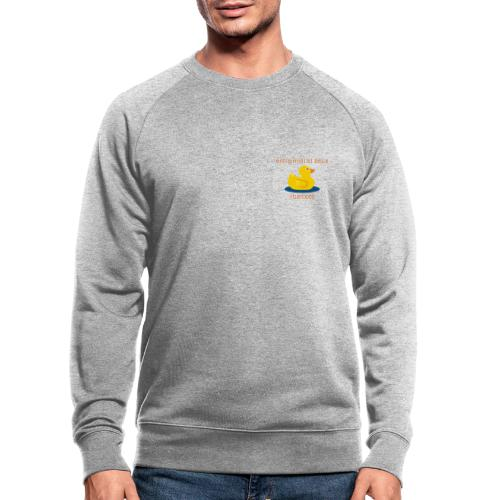 Barbote orange - AW20/21 - Sweat-shirt bio
