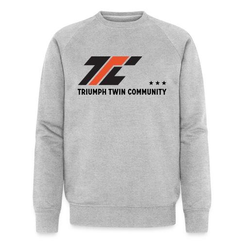 ttc letters a4 - Mannen bio sweatshirt van Stanley & Stella