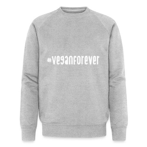veganforever - Men's Organic Sweatshirt by Stanley & Stella