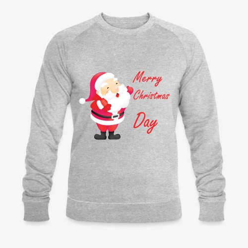 Merry Christmas Day Collections - Sweat-shirt bio Stanley & Stella Homme