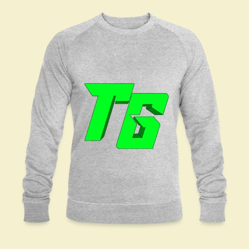 TristanGames logo merchandise [GROOT LOGO] - Mannen bio sweatshirt van Stanley & Stella
