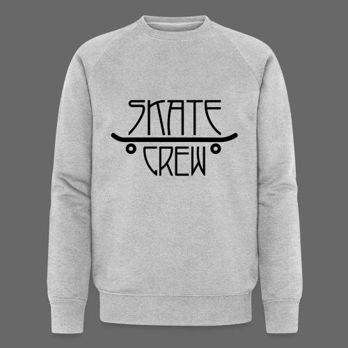 Skatecrew byKane, main Logo - Männer Bio-Sweatshirt von Stanley & Stella