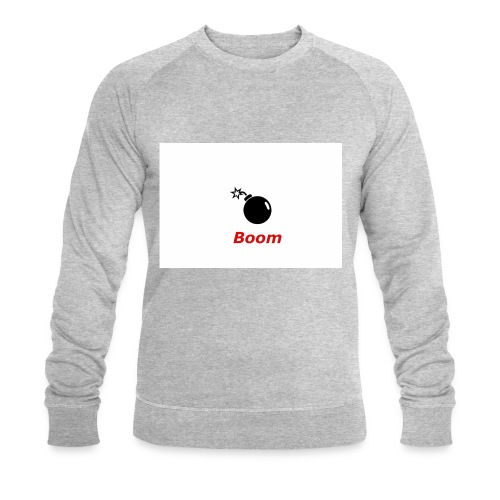 Bomba - Ekologiczna bluza męska