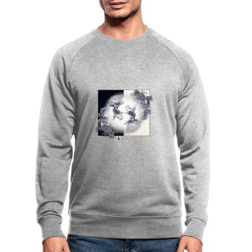 TSHIRT MUTAGENE TATOO DragKoi - Sweat-shirt bio
