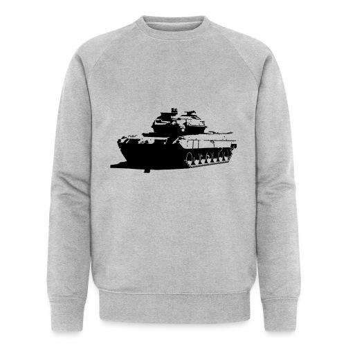 Leopard 2 Kampfpanzer - Stridsvagn 122 - Ekologisk sweatshirt herr från Stanley & Stella