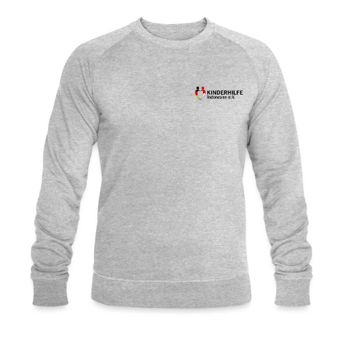 KI e V 300dpi - Männer Bio-Sweatshirt von Stanley & Stella