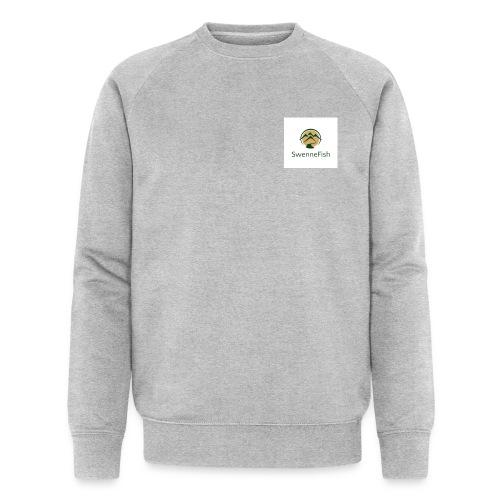 Logo 25 - Mannen bio sweatshirt van Stanley & Stella