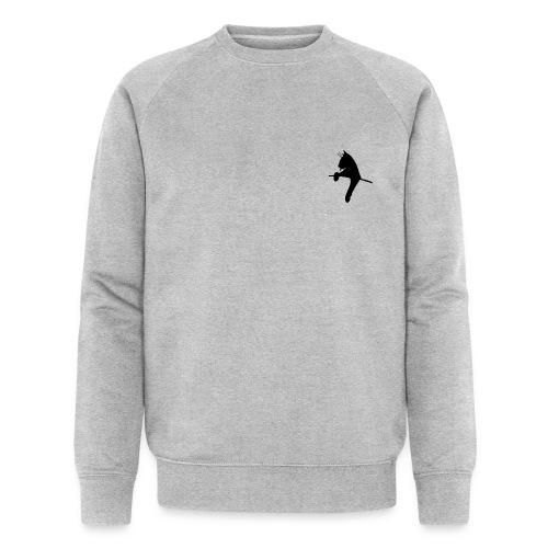 KittyCat - Økologisk Stanley & Stella sweatshirt til herrer