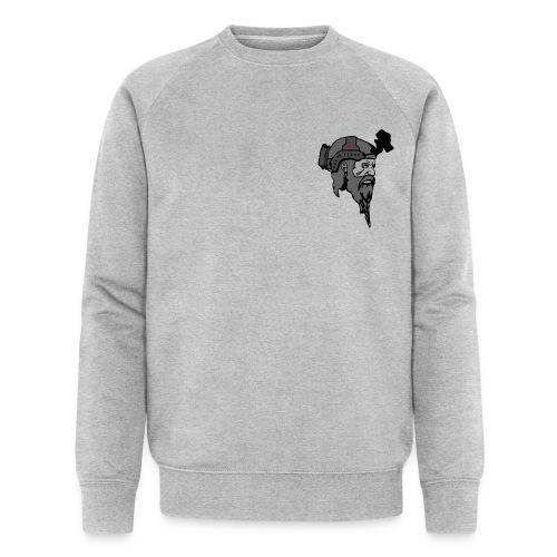Logo and text SOW - Økologisk Stanley & Stella sweatshirt til herrer
